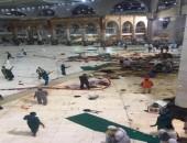 وفيات وإصابات في سقوط رافعة بالحرم المكي