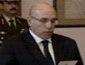 عاجل :القبض على وزير الزراعة المستقيل في ميدان التحرير