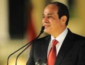 الرئيس المصري عبدالفتاح السيسي يتحدث عن طموحات مصر ويكرم 10 من القدامي