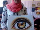 مواهب فنية:ندي محمود ابو الفضل