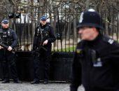 إصابات جراء اصطدام سيارة بحاجز أمام البرلمان البريطاني والشرطة تعتقل السائق
