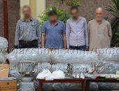 أجهزة وزارة الداخليةالمصرية تنجح فى إحباط مخطط تشكيل عصابى قاموا بإنشاء وتجهيز مصنعين لتصنيع الأقراص المخدرة والأدوية المغشوشة
