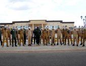 القوات المسلحة المصرية والفرنسية تنفذان تدريب جوى مشترك بإحدى القواعد الجوية المصرية …