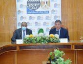 وزيرا التنمية المحلية وقطاع الأعمال يناقشان مع 4 محافظين الأماكن المقترحة لمحطات شحن السيارات الكهربائية