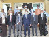 وزارة الصحة التشادية تشيد بجهود قوافل الأزهر الطبية، وتأمل المزيد.