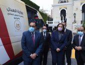 د.هالة السعيد: نعمل علي ميكنة  الخدمات لتسهيل حياة المواطن
