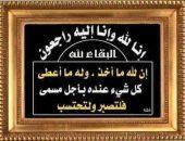 وفاةالأستاذ الدكتور محمد وهدان