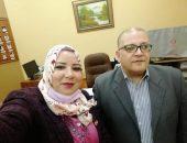رئيس قسم العلاقات العامة يهنيء الدكتورة سميرة موسى لفوزها بجائزة أفضل رسالة علمية بإعلام جامعة كفر الشيخ   ….