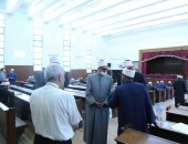 """مجمع """"البحوث الإسلامية"""" يعقد الاختبارات التحريرية والمقابلات الشخصية للمتخلفين عن المرحلة الأولى لاختيار أمناء الفتوى"""