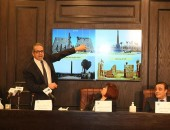 وزير السياحة والآثار يستعرض أبرز إنجازات الوزارة والوضع السياحي الراهن في ندوة لحزب مستقبل وطن