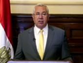 وزير الزراعة يلقي كلمة مصر نيابة عن فخامة الرئيس عبدالفتاح السيسي أمام الأمم المتحدة في الحوار رفيع المستوى بشأن التصحر وتدهور الأراضي والجفاف