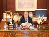 النائب العام يعود إلى القاهرة بالقطع الأثرية المستردة