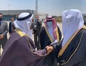 رئيس مجلس الشورى السعودي يصل القاهرة لتكريمه بوسام التميز العربي