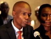 """جمهورية مصر العربية تعرب عن بالغ إدانتها لاغتيال الرئيس """" جوفينيل مويس """" رئیس جمهورية هايتي وتتقدم بخالص تعازيها للحكومة والشعب الهايتي الصديق في هذا الحادث الأليم،"""