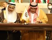البرلمان العربي يوقع بروتوكول تعاون مع الاتحاد العربي للاستثمار والتطوير العقاري