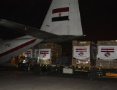 بتوجيهات من الرئيس / عبد الفتاح السيسى مصر ترسل مساعدات طبية للأشقاء فى تونس .