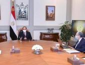 السيد الرئيس يوجهه بإعداد استراتيجية وطنية متكاملة لإنتاج الهيدروجين الاخضر باشتراك القطاعات المختلفة بالدولة.