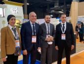وزارة السياحة والآثار تشارك في المعرض السياحي الدولي 2021 IFTM TOP RESA المُقام حاليا بالعاصمة الفرنسية باريس