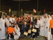 بمشاركة 700 طالب وطالبة من 28 جامعة مصرية  الشباب والرياضة وجامعة كفر الشيخ يختتمان فعاليات المهرجان الرياضي الأول للأسر الطلابية
