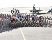 القوات الجويةالمصرية تحتفل بعيدها الـ89 …