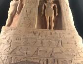 """وصول مقتنيات معرض """"ملوك الشمس"""" إلى مصر بعد انتهاء مدة عرضه بالعاصمة التشيكية براغ."""
