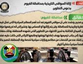 شائعة:  إزالة السواقي التاريخية بمحافظة الفيوم بدعوى التطوير